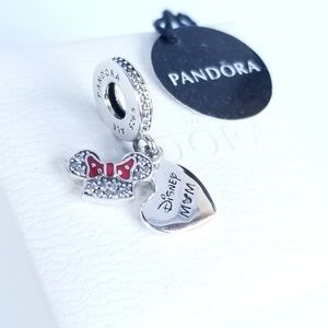 Minnie Mouse ''Disney Mom'' Charm by PANDORA